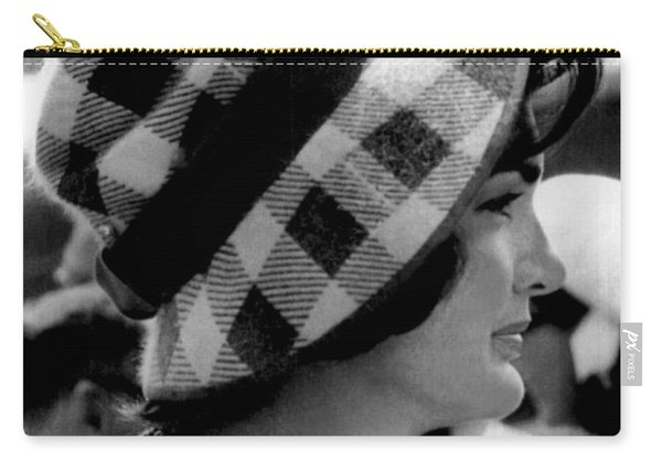 Jacqueline Kennedy Carry-all Pouch