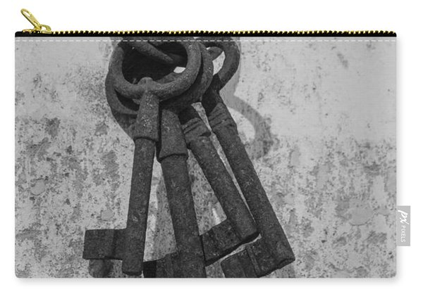 Jail House Keys Carry-all Pouch