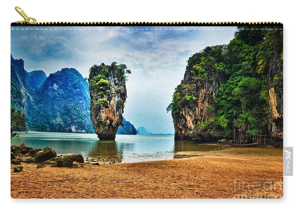 James Bond Island Carry-all Pouch