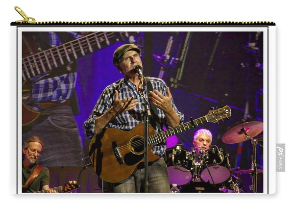 James Taylor Sweet Carry-all Pouch