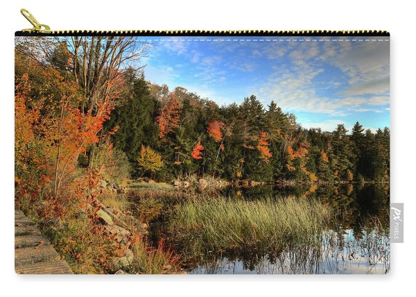 Jamies Pond 2 Carry-all Pouch