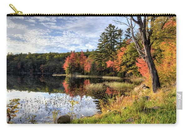 Jamie's Pond Carry-all Pouch