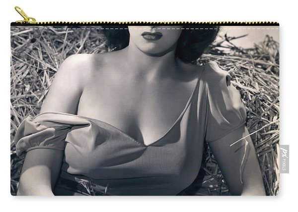 Jane Russell Carry-all Pouch