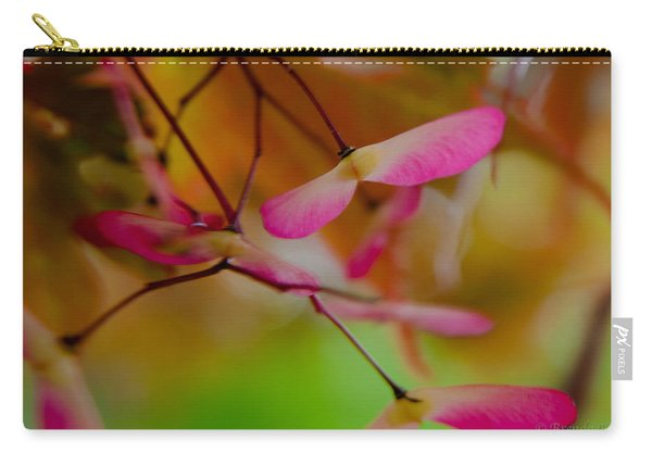Japanese Maple Seedling Carry-all Pouch