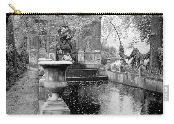 Jardin De Medicis Paris Carry-all Pouch