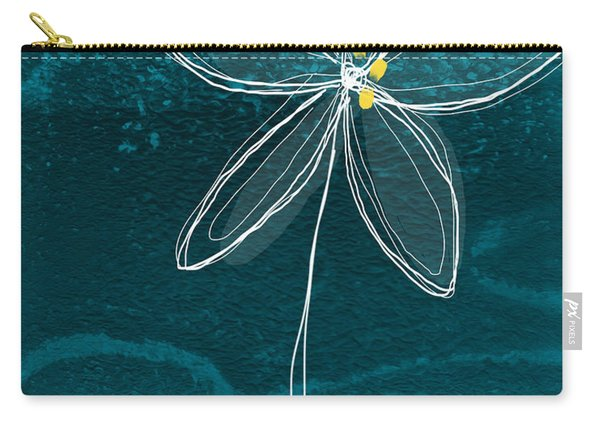 Jasmine Flower Carry-all Pouch