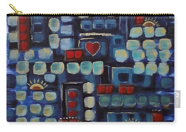 Jazzy Love Carry-all Pouch