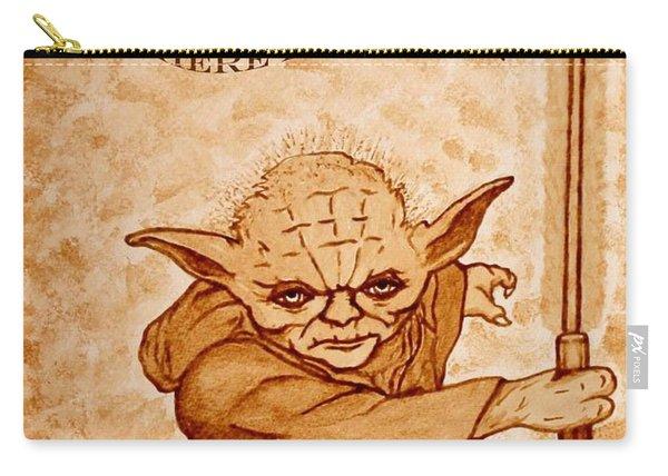 Jedi Yoda Wisdom Carry-all Pouch