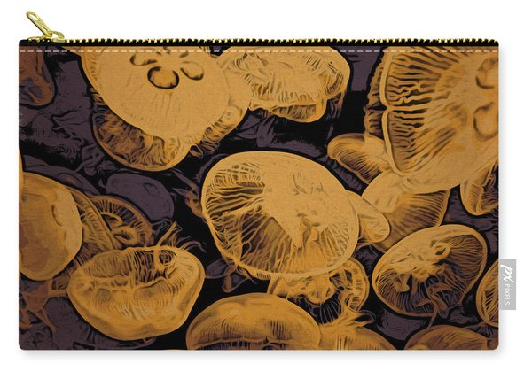 Jellyfish Kingdom Carry-all Pouch