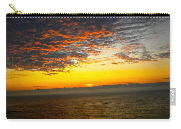 Jersey Morning Sky Carry-all Pouch