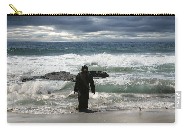 Jesus Christ- Behold I Come Quickly Carry-all Pouch