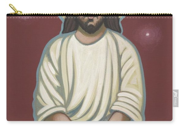 Jesus Listen And Pray 251 Carry-all Pouch