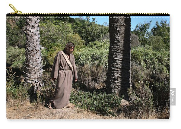 Jesus- Walk With Me Carry-all Pouch