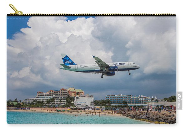 jetBlue in St. Maarten Carry-all Pouch