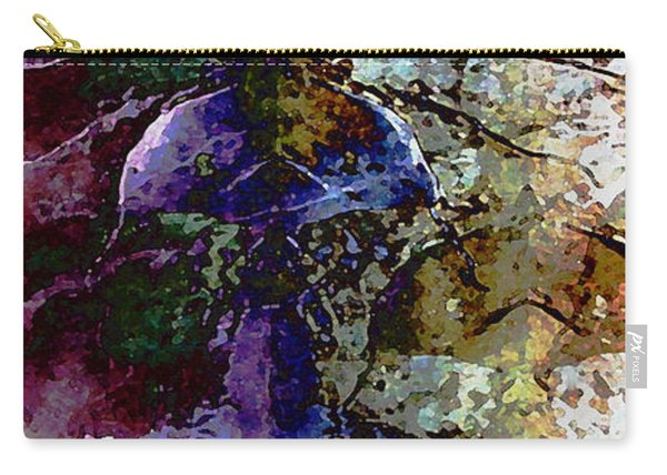 Jewel Tones Carry-all Pouch