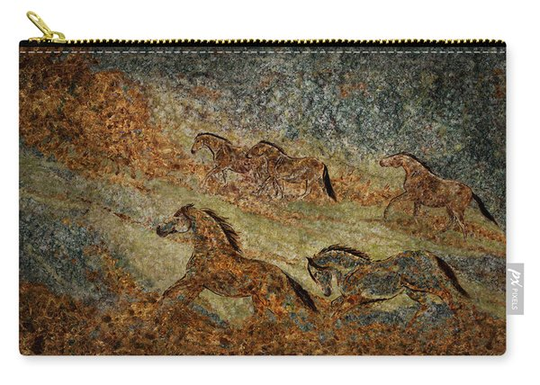 Jewels Of The Nile Carry-all Pouch