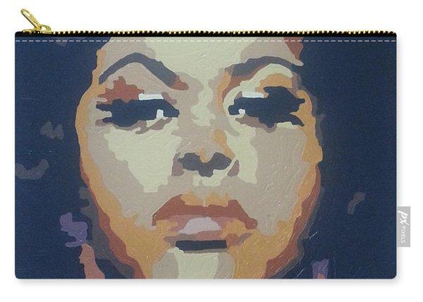 Jill Scott Carry-all Pouch