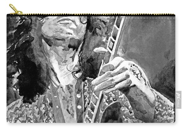 Jimmy Page Mono Carry-all Pouch