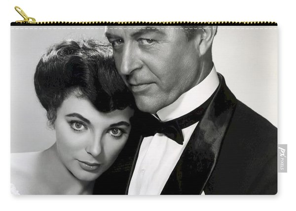 Joan Collins - Ray Milland Carry-all Pouch