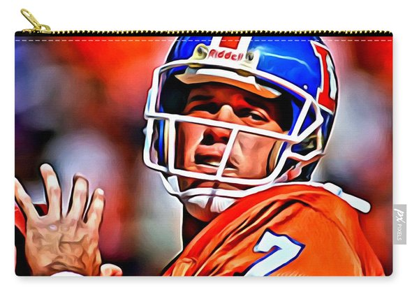 John Elway Carry-all Pouch
