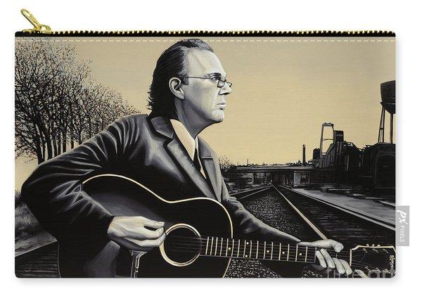 John Hiatt Painting Carry-all Pouch