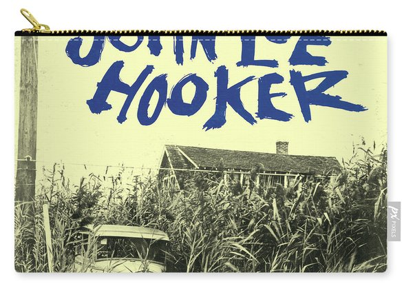 John Lee Hooker -  The Country Blues Of John Lee Hooker Carry-all Pouch