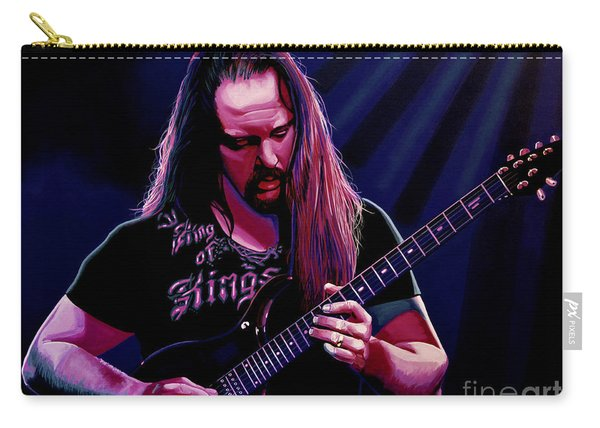John Petrucci Painting Carry-all Pouch