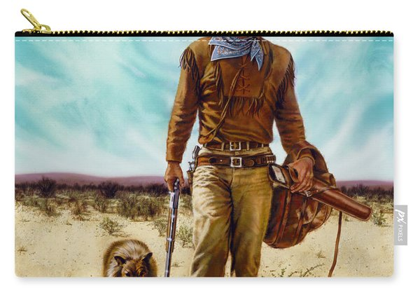 John Wayne Hondo Carry-all Pouch