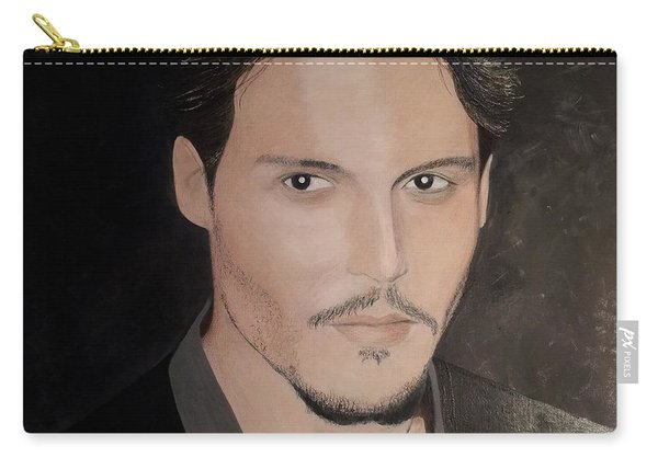 Johnny Depp - The Actor Carry-all Pouch