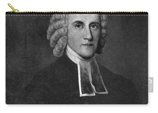 Jonathan Edwards (1703-1758) Carry-all Pouch