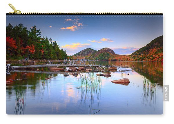 Jordan Pond In Fall Carry-all Pouch