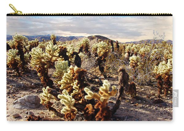 Joshua Tree National Park 3 Carry-all Pouch