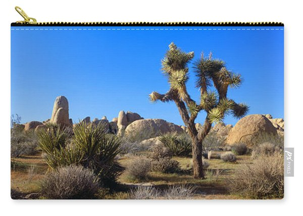 Joshua Tree National Park, Spring Carry-all Pouch