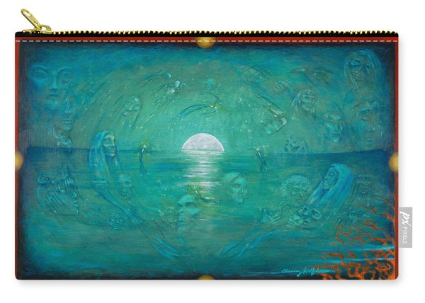 Journey Of The Soul Carry-all Pouch