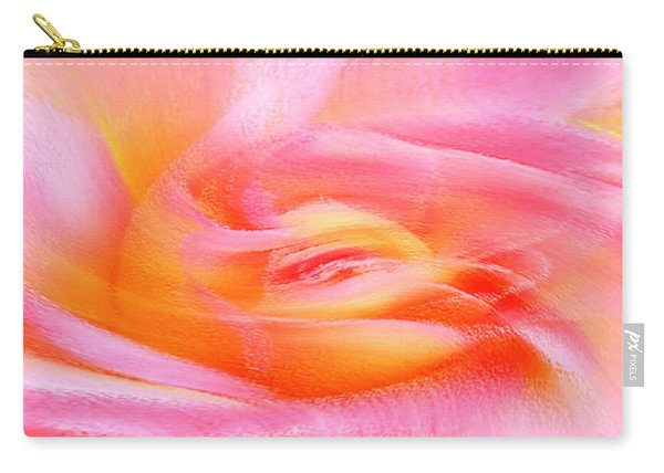 Joy - Rose Carry-all Pouch