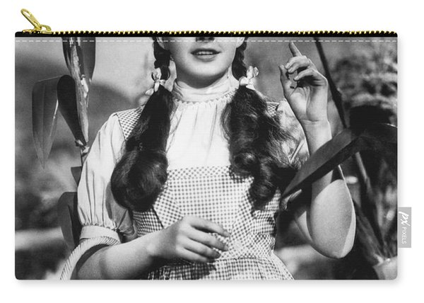 Judy Garland As Dorothy Carry-all Pouch