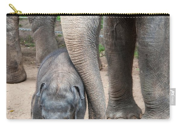 Jumbo Love Carry-all Pouch
