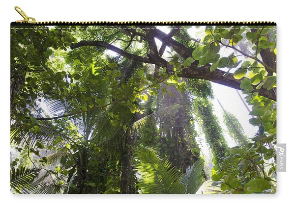 Jungle Canopy Carry-all Pouch