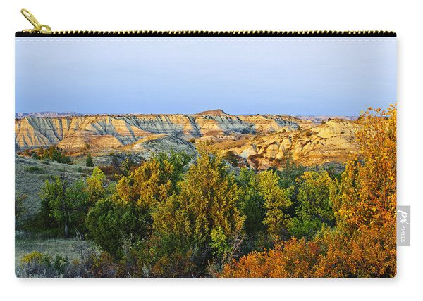 Juniper And Canyons, Little Missouri Carry-all Pouch