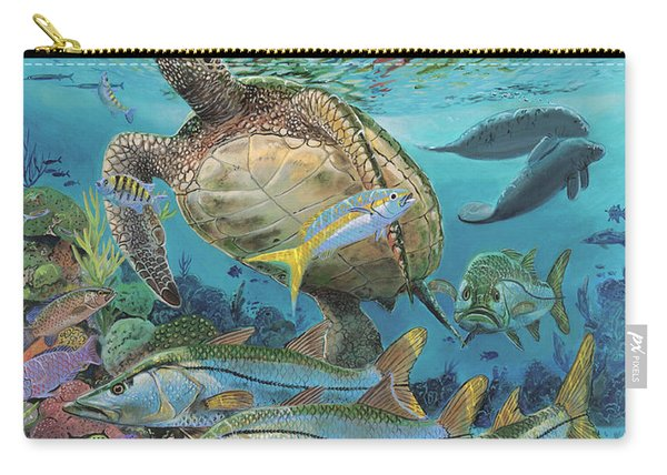 Jupiter Haven Re001 Carry-all Pouch