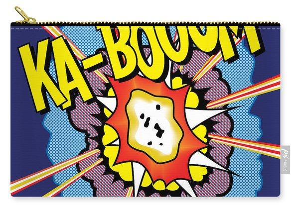 Ka-boom 2 Carry-all Pouch