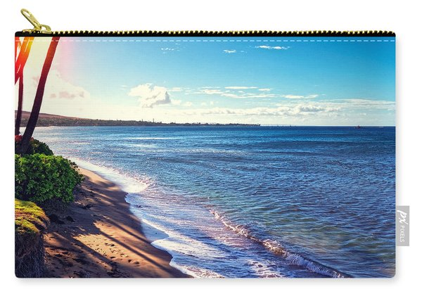 Kaanapali Beach Carry-all Pouch