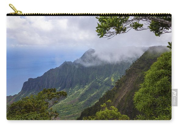 Kalalau Valley 5 - Kauai Hawaii Carry-all Pouch
