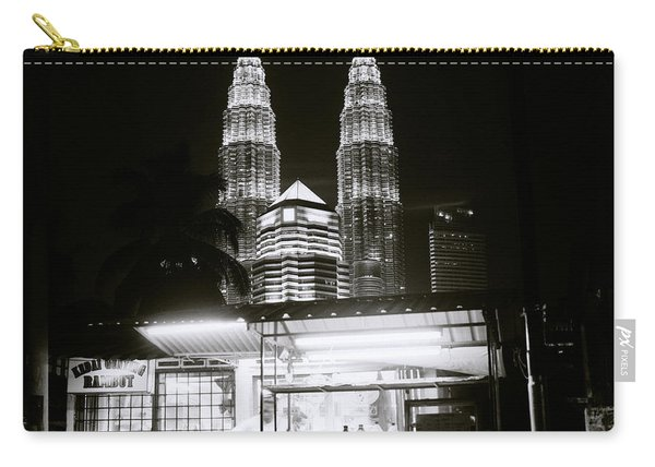 Kampung Baru Night Carry-all Pouch