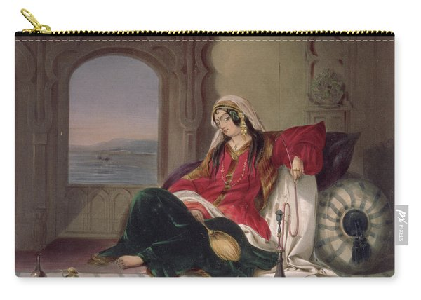 Kandahar Lady Of Rank Carry-all Pouch