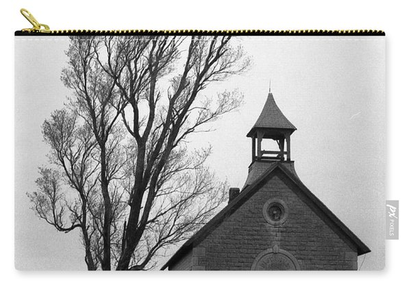 Kansas Schoolhouse Carry-all Pouch