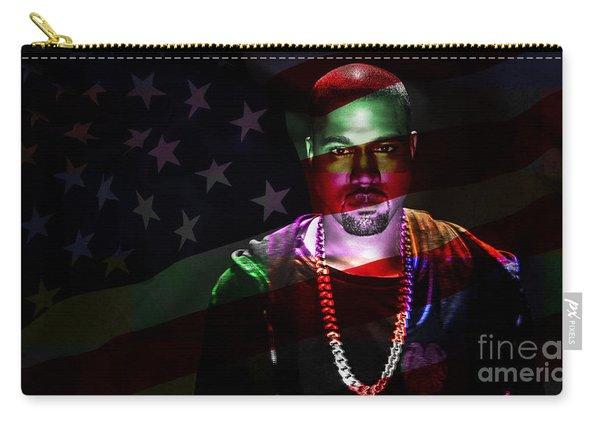 Kanye West Carry-all Pouch
