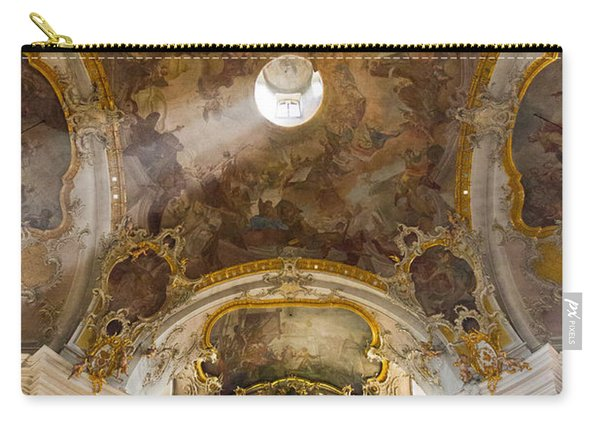 Kappele Wurzburg Organ And Ceiling Carry-all Pouch