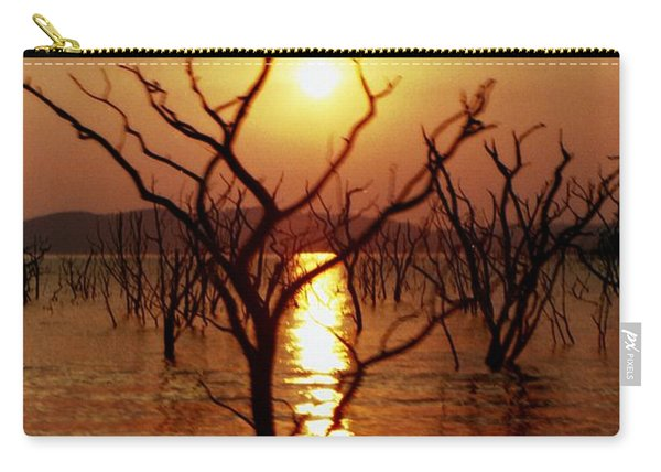 Kariba Sunset Carry-all Pouch