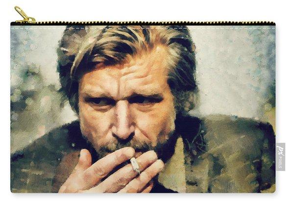 Karl Ove Knausgaard  Carry-all Pouch